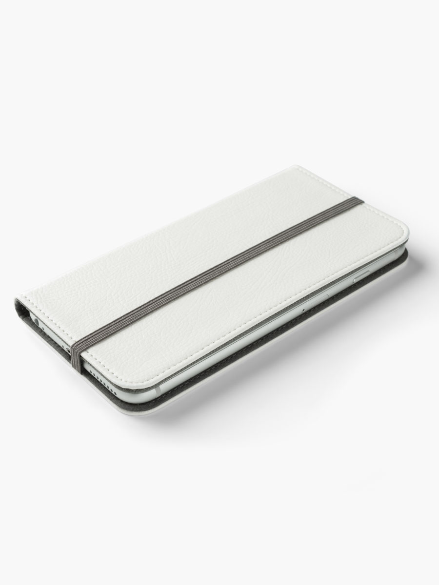 Alternative Ansicht von Pferd iPhone Flip-Case