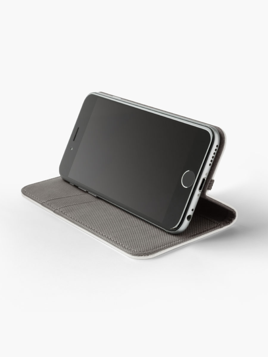 Alternative Ansicht von Lufthansa A320 iPhone Flip-Case